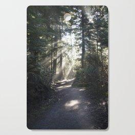 Forest Path Cutting Board
