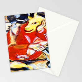 Marc Chagall To My Betrothed Stationery Cards
