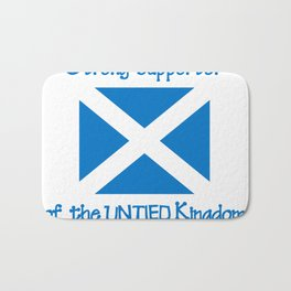 Supporter of the UNTIED Kingdom Bath Mat