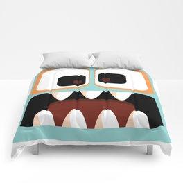 Bubble Beasts: Menacing Mint Fang Cleanser Comforters