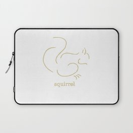 Squirell Laptop Sleeve