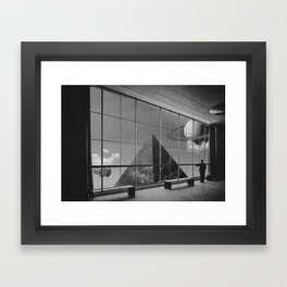 Sighting III Framed Art Print
