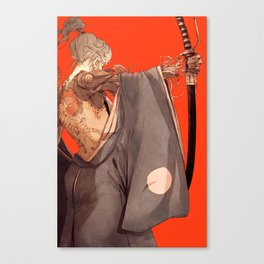Mantle Canvas Print