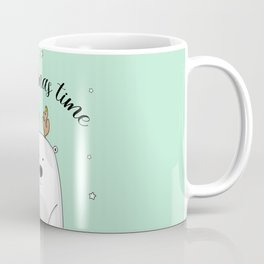 Christmas bear Coffee Mug