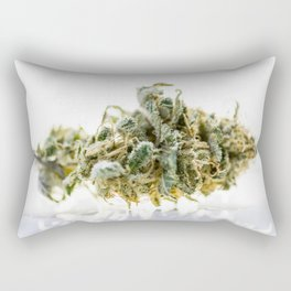 Backlit Kush Rectangular Pillow
