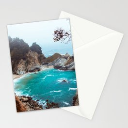 McWay Falls #vintage Stationery Cards