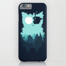Winter Owl iPhone Case
