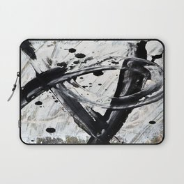 The Artist At Work Laptop Sleeve