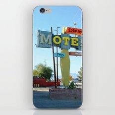 Desert OTE iPhone & iPod Skin