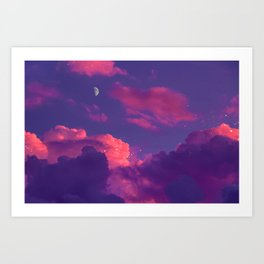 Can't Wait To... Art Print