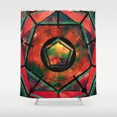 Cosmos MMXIII - 05 Shower Curtain