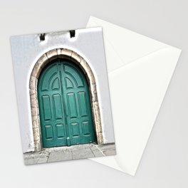 Old Doors from Rio de Janeiro - 2 Stationery Cards