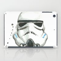 stormtrooper iPad Cases featuring Stormtrooper by McCoy