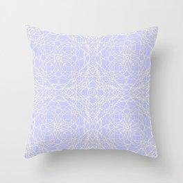 Pastel Chaos 32 Throw Pillow