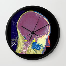 TBI Beauty Wall Clock