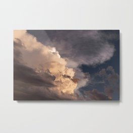 Clouds-100605-20 Metal Print