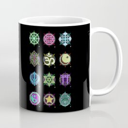 World Religions -- Group Coffee Mug