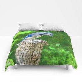 Le Penseur Comforters