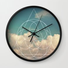 Geometry #1 Wall Clock