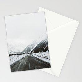 Aoraki Roads Stationery Cards