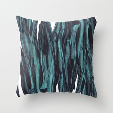 natural pattern Throw Pillow