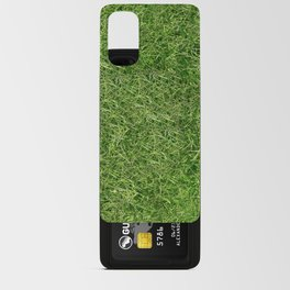Grass Textures Turf Android Card Case