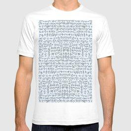 Doodling Letterius T-shirt