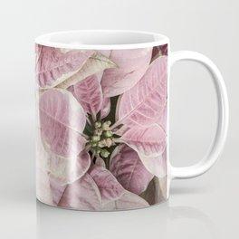 Christmas Royal Poinsettia Coffee Mug
