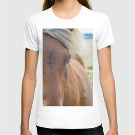 The Brown One. T-shirt