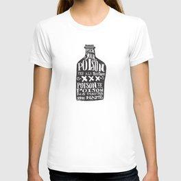 PICK YOUR POISON - REVERSE T-shirt