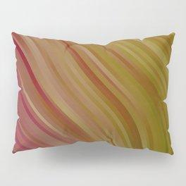 stripes wave pattern 1 w81pi Pillow Sham
