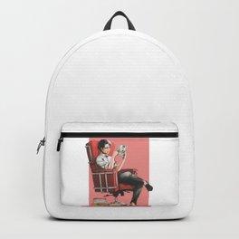 AOT /AOT poster/shingeki no kyojin-Levi Acker man, mikasa, historia, armin-nerd, otaku, geek gifts Backpack