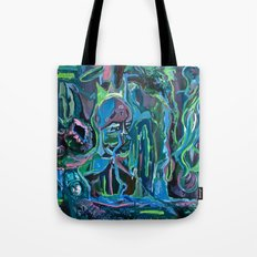 The Angst Tote Bag