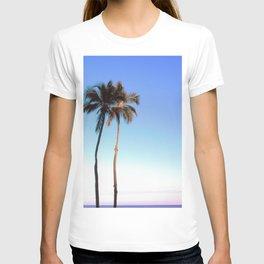 Florida Palm Trees and Blue Sky T-shirt
