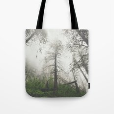 Whispering trees Tote Bag
