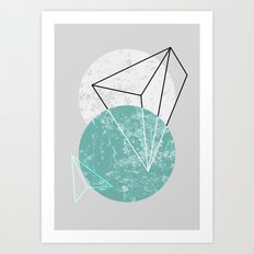 Graphic 118 Art Print