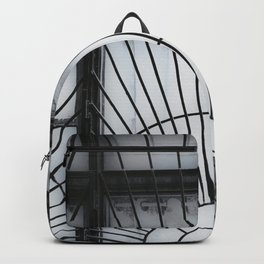 Caged In Backpack