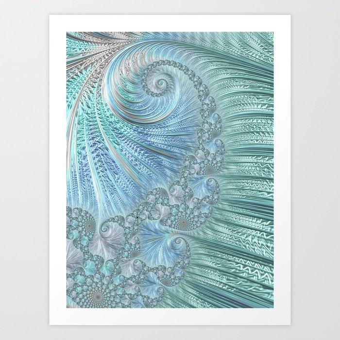 Jenna2 Art Print