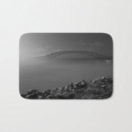 Julian Dubuque Bridge Bath Mat