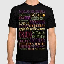 Standard Poster of Spells T-shirt