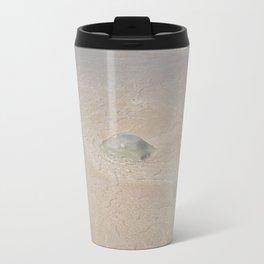 gelly fish Metal Travel Mug