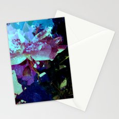 High Rose in the water Stationery Cards