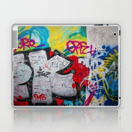 Berlin Wall Laptop & iPad Skin