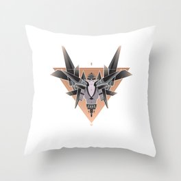 TRI:angle Throw Pillow
