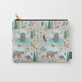 Wild Adventures Carry-All Pouch
