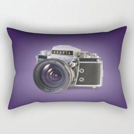 Antique Camera (EXAKTA) Rectangular Pillow