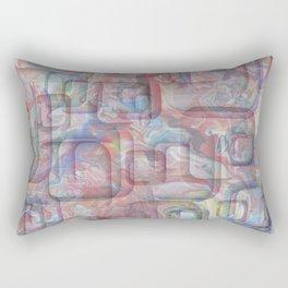 Abstract 200 Rectangular Pillow