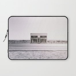 PradaMarfa - Black and White Version Laptop Sleeve