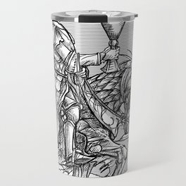 Knight of Cups Travel Mug
