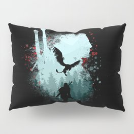 Wild Hunt Pillow Sham